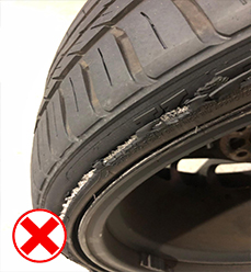 Need Car Tyre Replacement