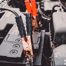 Car Battery Jump Start