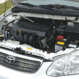Car Battery Replacement Image