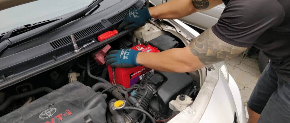 Car Battery Service Guide