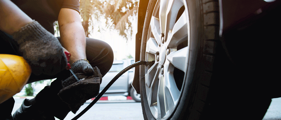 Tips to Help Prevent a Flat Tyre